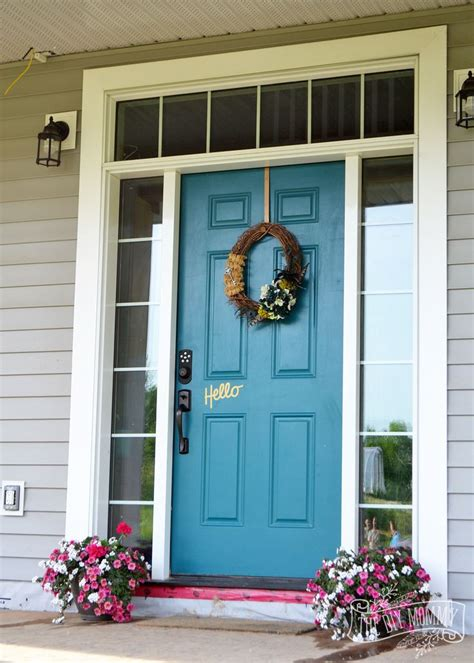 teal front door best 25 teal front doors ideas on d bold