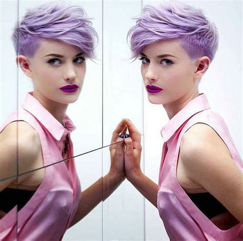 Best 25  White pixie cut ideas on Pinterest   Short pixie