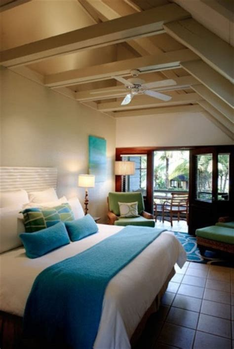 resort bedroom design blue and turquoise accents in bedroom designs 39 stylish