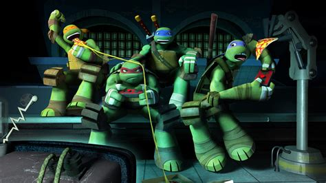 Mutant Turtles by Turtles Original Voice Actor Of Raphael Talks