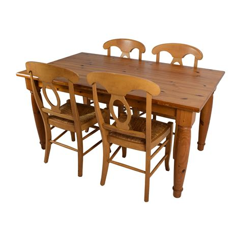 used dining room tables used dining room set outstanding black and brown dining