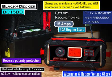 car battery charger ultimate battery starter