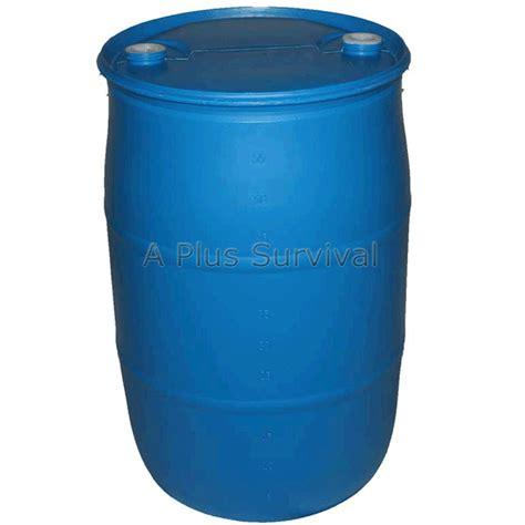 55 gallon drum 55 gallon water storage drum survival disaster ebay
