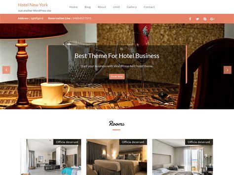 theme hotel new york 10 free new wordpress themes 2018 themely