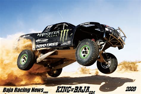 baja truck racing baja racing live robby gordon named king of baja