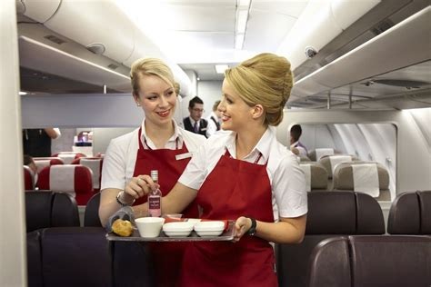 stories from the sky atlantic cabin crew
