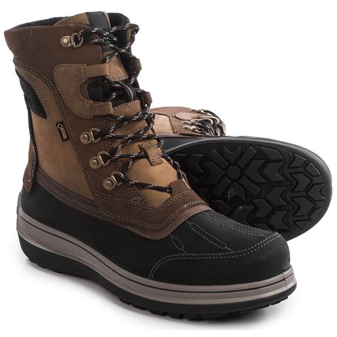 mens and snow boots ecco roxton tex 174 snow boots for save 46