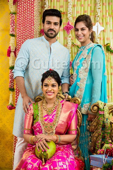 All Marriage Photos by Chiranjeevi S S Wedding All About Sreeja S