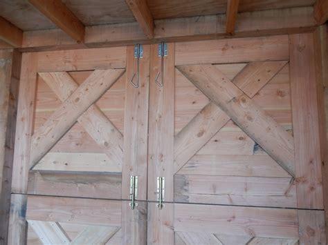 schuur op maat houten schuur of stal op maat gemaakt visie tuinen