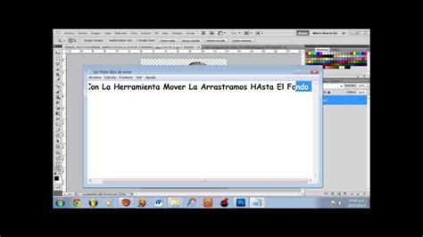 tutorial photoshop cs5 como recortar una imagen tutorial de como editar una foto en photoshop cs5 para los