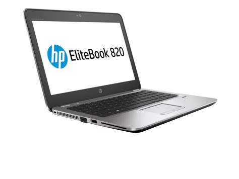 hp elitebook 820 g3 notebook pc| hp® united states