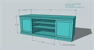 plans for a corner media cabinet furnitureplans