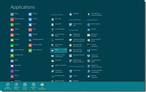 application bureau surinfo le site 224 suivre windows 8