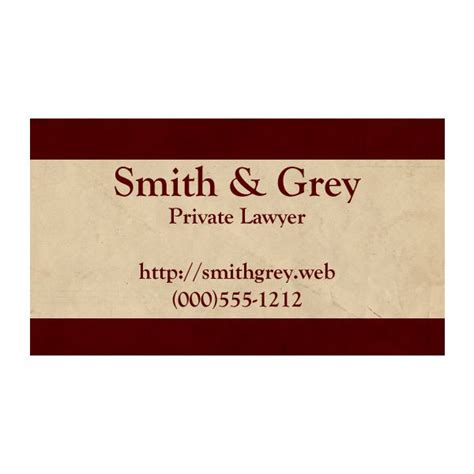 Business Card Templates For Attorneys by Designing Business Cards For Lawyers Tips Tricks And