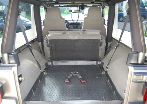 2005 jeep unlimited interior 2005 jeep wrangler interior pictures cargurus