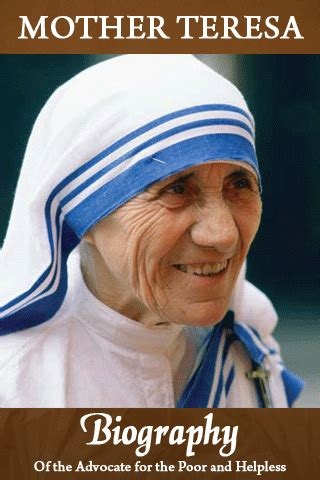 biography of mother teresa in nepali mother teresa biography for ios free download and