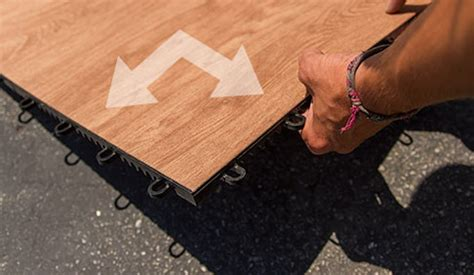 easy to install flooring snaplock dance floors