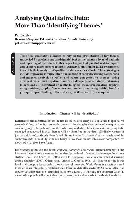 themes in qualitative research pdf analysing qualitative data more than pdf download