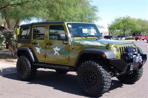 2007 Jeep Wrangler Doors by 2007 Jeep Wrangler Custom 4 Door War Wagon 60603