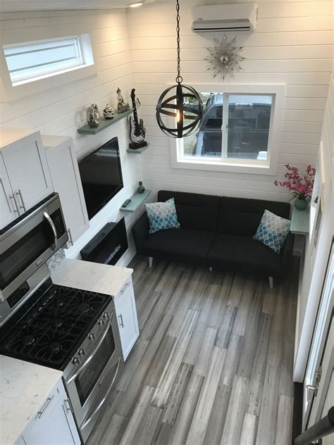 The Montauk House by Tiny House Town The Montauk From Tiny Htons Homes