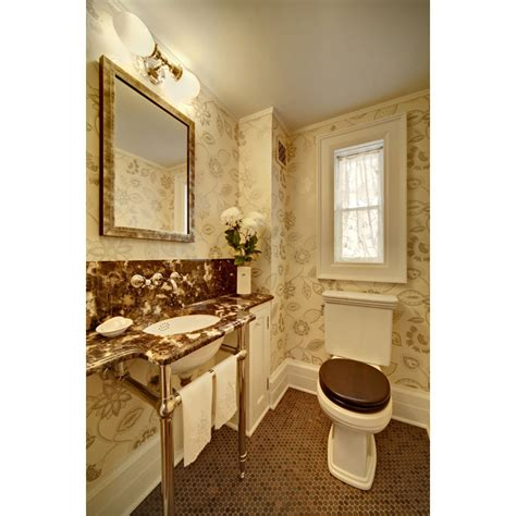 Mud Room Layout by Transitional Powder Room Remodel Bathroom Design By
