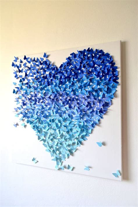 Origami Butterfly Wall - best 20 origami butterfly ideas on origami