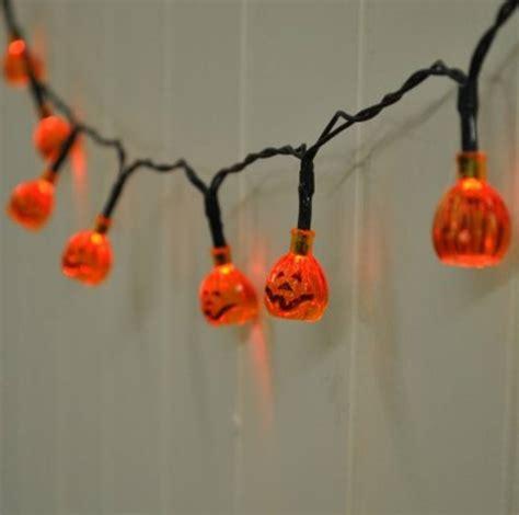 pumpkin string lights string lights pumpkin by garden selections