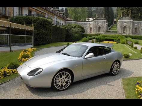 maserati zagato 2007 maserati gs zagato wallpapers by cars wallpapers net