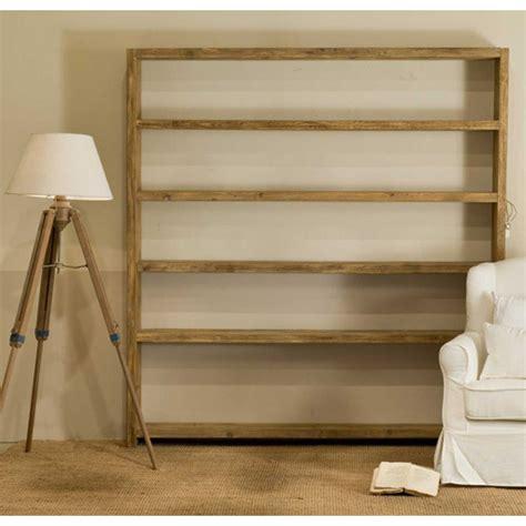 libreria legno naturale libreria country legno naturale