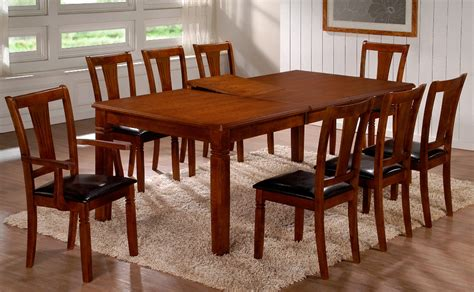dining room sets for 8 8 seat dining room table marceladick