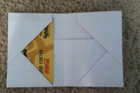 Make Paper Wallet - paper wallet diy