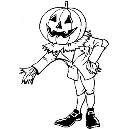 free jack o lantern coloring pages