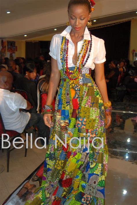 lovely and recent ankara styles bellanaija ituen basi presents ankara beads bellanaija