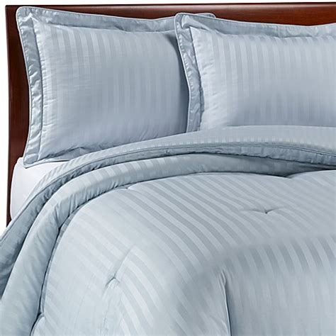 stripe twin comforter damask stripe blue twin mini comforter set bed bath beyond