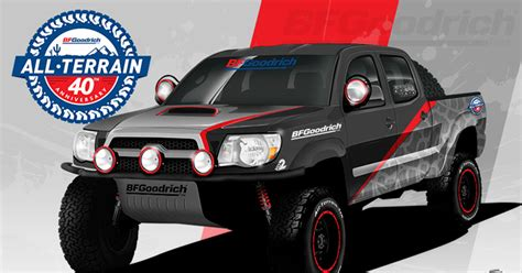 bf goodrich tires sweepstakes by powernation - Bfgoodrich Sweepstakes
