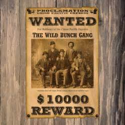 create a wild western wanted poster in photoshop gameshd