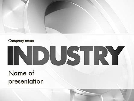Heavy Industry Powerpoint Template Backgrounds 11433 Poweredtemplate Com Industrial Revolution Powerpoint Template