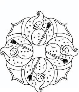 Download del 1 af mandala malebogen mange mandala tegninger