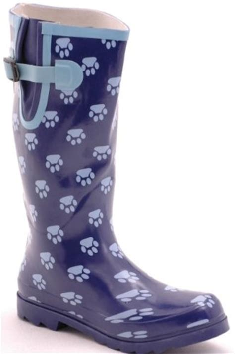 cheap paw boots the boot kidz paw print wellies