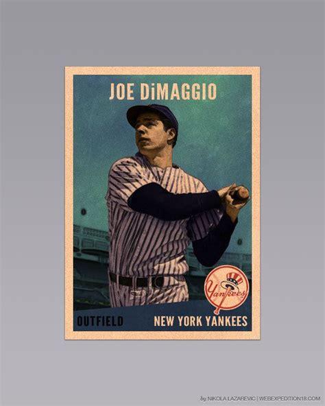 Design A Vintage Baseball Card In Photoshop Baseball Card Template Photoshop