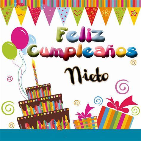 imagenes hd feliz cumpleaños tarjetas de cumplea 241 os para nietos nuestros engreidos