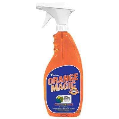 orange magic cleaner/degreaser 22 oz trigger