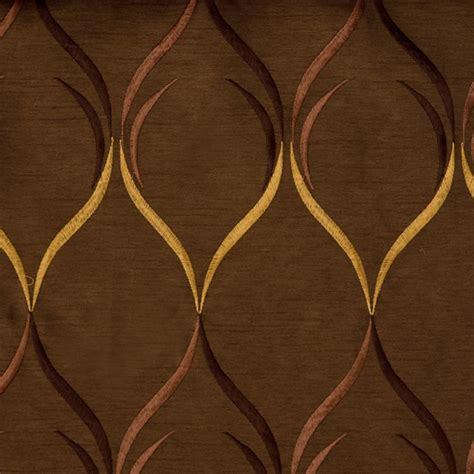 Copper Colored Curtains Regis Fabric Swatch Sle