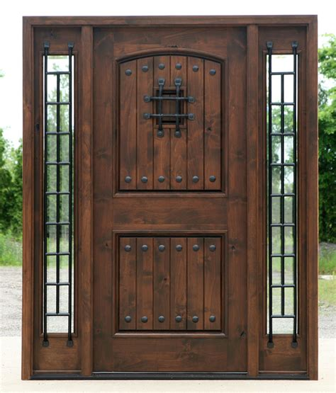 exterior door sidelights exterior door with sidelights pre finished