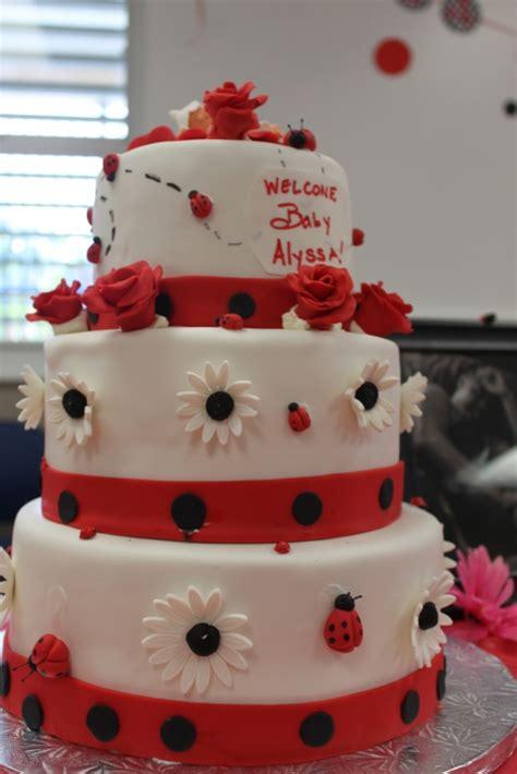 bug baby shower cake ladybug baby shower cakes quotes