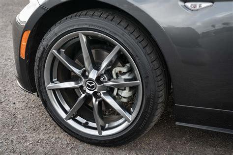mazda miata wheels 2017 mazda mx 5 miata rf club test review