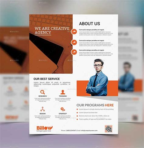 photoshop business templates 40 best free business flyer templates psd