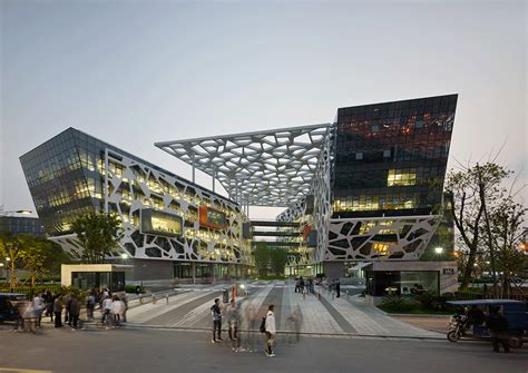 alibaba office hassell projects alibaba headquarters