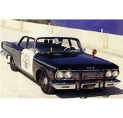Image Gallery 1963 Police Car