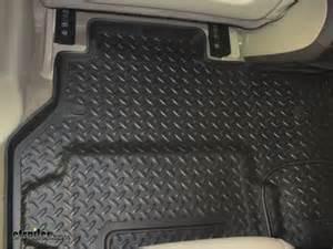 Buick Enclave Mats Husky Liners Classic Custom Auto Floor Liner Rear
